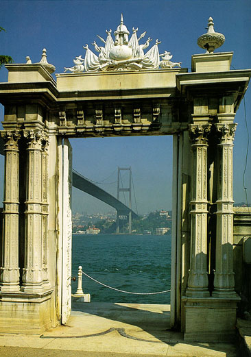 Bosphorus from Dolmabahce